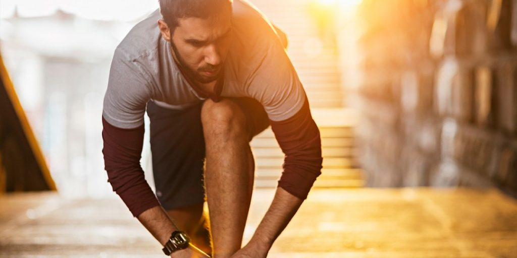 A physical habit like fitness (exercising regularly) can have a positive influence on your mental health and it can also have emotional benefits.